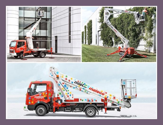 mateco GmbH Arbeitsbühnenvermietung Stuttgart, Ludwigsburg, Heilbronn, Göppingen, Esslingen