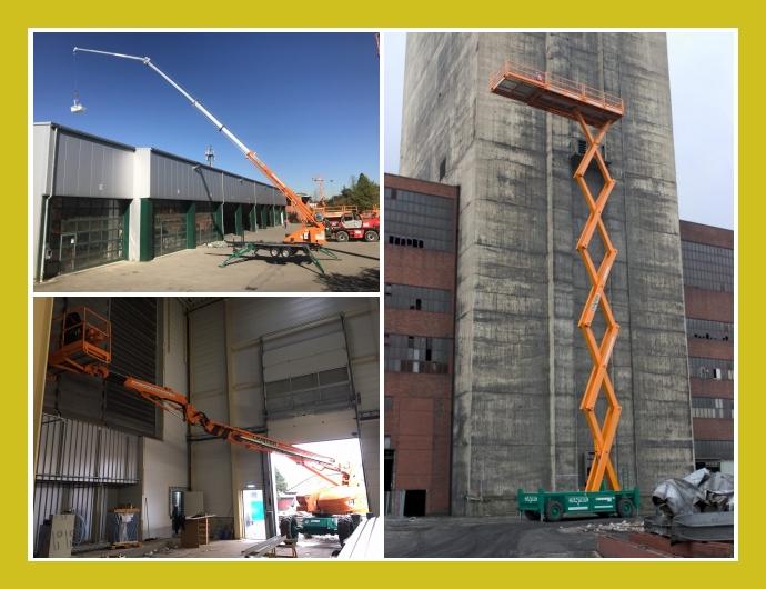 Peter Cramer GmbH Arbeitsbühnen Hagen, Dortmund