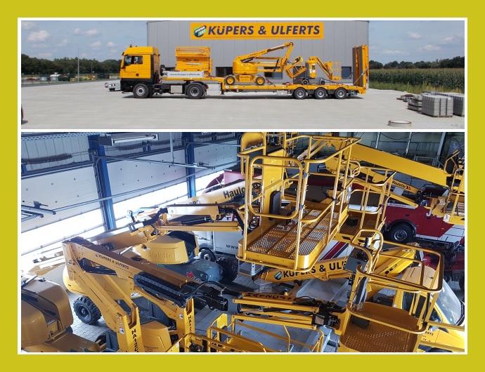 Küpers & Ulferts GmbH – Hebebühnenverleih in Meppen nahe Nordhorn und bundesweit