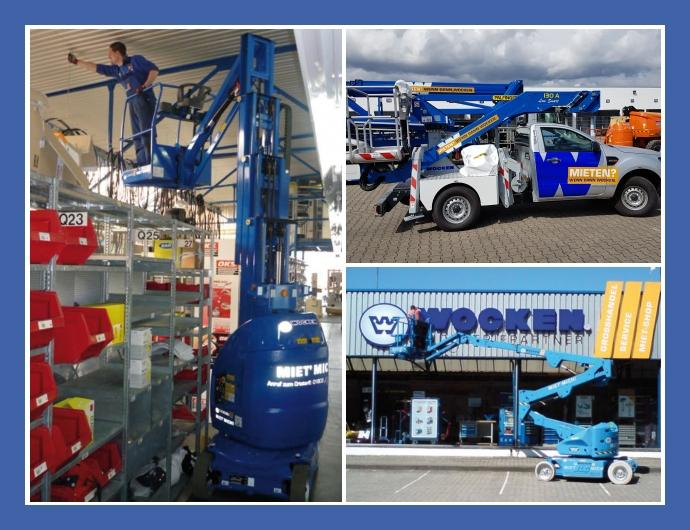 Wocken Industriepartner GmbH & Co. KG Hebetechnik  Meppen, Cloppenburg, Bautzen, Oldenburg