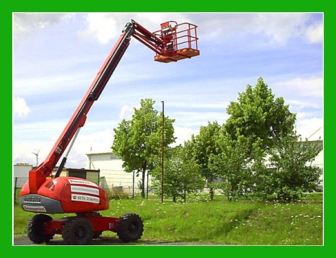 Baumgarten Arbeitsbühnenvermietung in Löbau bei Görlitz und bundesweit