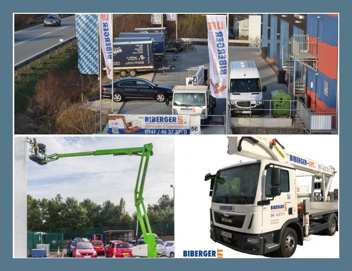 Biberger Lift GmbH – Mietservice in Regensburg, Bad Abbach, Neutraubling