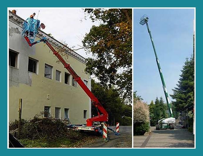 Elektrotechnische Anlagen Stührmann – Hebebühnenvermietung in Bad Zwischennahn nahe Oldenburg, Westerstede