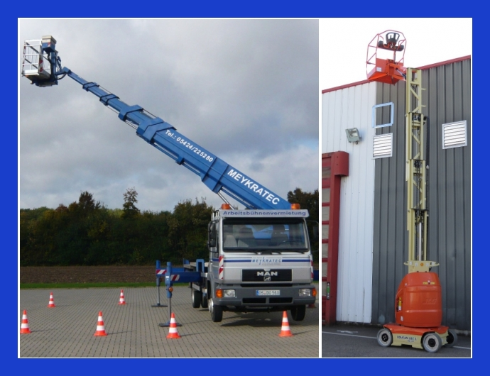 Meykratec Hebetechnik GmbH – Spezialist aus Bad Rothenfelde nahe Kettenkamp, Bad Iburg